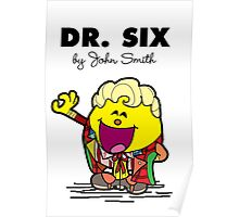 Dr Six Poster