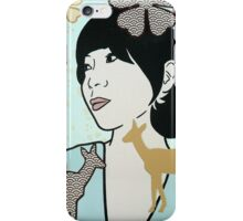 Doe A Deer II iPhone Case/Skin