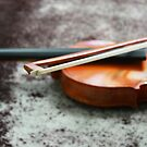 Violin is incomplete without bow by nksran