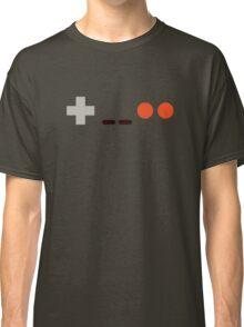 NES - Nintendo Controller Minimalist Series Classic T-Shirt