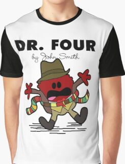 Dr Four Graphic T-Shirt