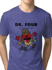Dr Four Tri-blend T-Shirt