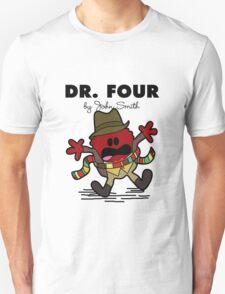 Dr Four Unisex T-Shirt