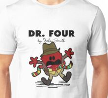 Dr Four Unisex T-Shirt