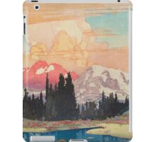 Storms over Keiisino iPad Case/Skin
