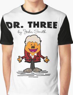 Dr Three Graphic T-Shirt