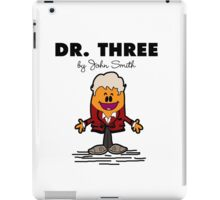 Dr Three iPad Case/Skin