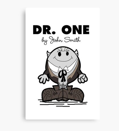 Dr One Canvas Print