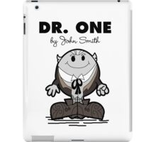 Dr One iPad Case/Skin