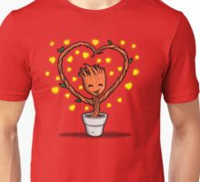A message of Love Unisex T-Shirt