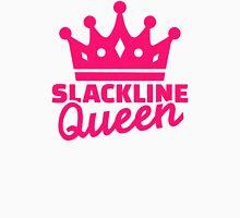 Slackline Queen Womens Fitted T-Shirt