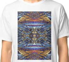 Abstract Nature Pattern Serie1b Classic T-Shirt