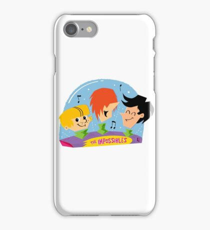 The Impossibles iPhone Case/Skin