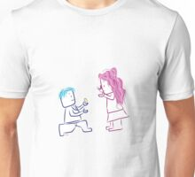 The proposal Unisex T-Shirt