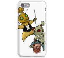 Voodoo Dolls iPhone Case/Skin