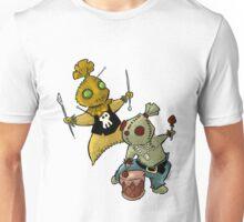 Voodoo Dolls Unisex T-Shirt