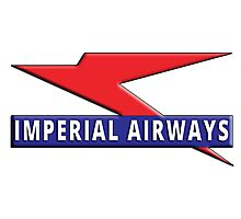 Imperial Airways Photographic Print