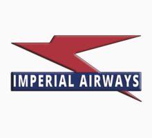 Imperial Airways Baby Tee