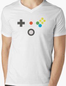 N64 - Nintendo Controller Minimalist Series Mens V-Neck T-Shirt