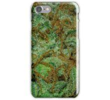 Weed bud iPhone Case/Skin