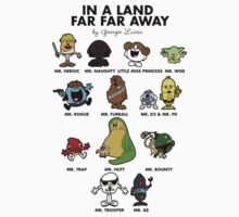 In A Land Far Far Away Kids Clothes