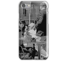 CAUGHT IN THE ACT IN SAN FRANCISCO iPhone Case/Skin
