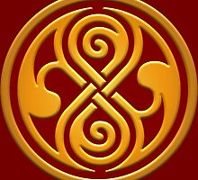 Seal of Rassilon by kerchow
