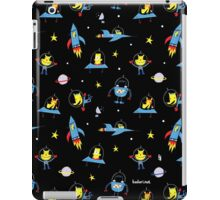 Dim distant deep space iPad Case/Skin