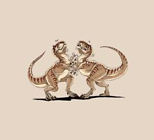 T-Rex Slap Fight  Unisex T-Shirt