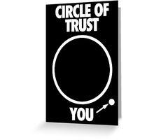 CIRCLE OF TRUST - Alternate Greeting Card
