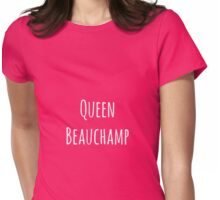 Connie Beauchamp Womens Fitted T-Shirt