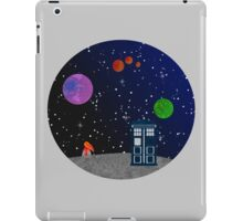 There's always a girl who waited iPad Case/Skin