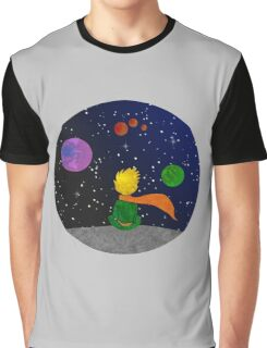 The child and the sky. Graphic T-Shirt