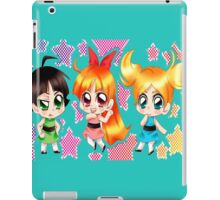 powerpuff iPad Case/Skin