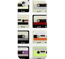 Analog Tape II iPhone Case/Skin