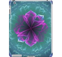Ornate Blossom in Fuchsia iPad Case/Skin