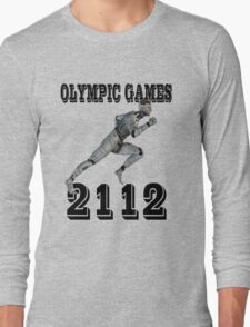 Future Olympic Games  Long Sleeve T-Shirt