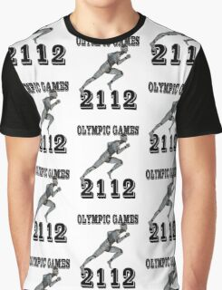 Future Olympic Games  Graphic T-Shirt