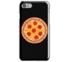 The One Pizza iPhone Case/Skin