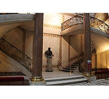 The Grand Staircase Photographic Print
