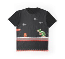 MARIO - VS BOWSER Graphic T-Shirt