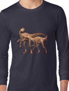 Velociraptor Long Sleeve T-Shirt