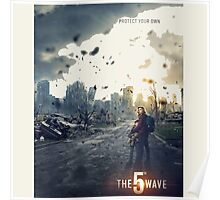 protect Your own The 5th wave movie Poster