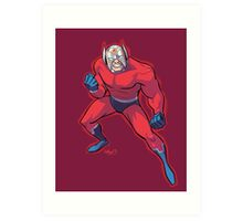 Orion 1990s JLA Art Print