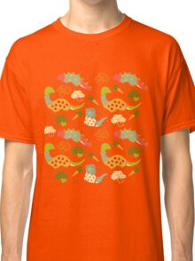 Eat Your Veggies in Brights Classic T-Shirt