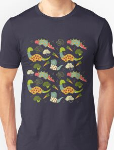 Eat Your Veggies in Brights T-Shirt