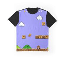 MARIO - WORLD 1-1 Graphic T-Shirt