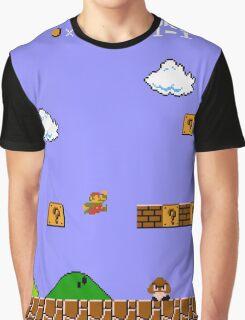MARIO - WORLD 1-1 Graphic T-Shirt