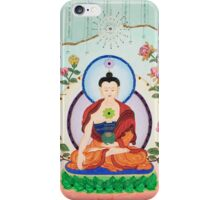 Healing Buddha - Kundalini Attaining Enlightenment  iPhone Case/Skin