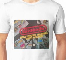 Nintendo Power Era Unisex T-Shirt